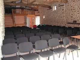 Field of Griottière - seminar Pélussin