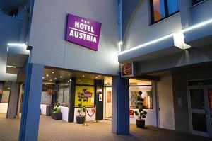 Hotel Austria - Außenansicht