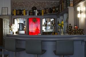 The Grand Hotel Roanne - Bar dell'hotel Brit Grand Hotel Roanne