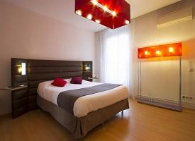 Doppelzimmer im Brit Hotel Grand Hotel Roanne