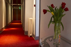 Gemeinsamer Teil des Brit Hotel Grand Hotel de Roanne
