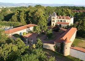 Chateau de Champlong - Übersicht
