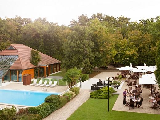 Novotel Fontainebleau Ury - hotel para seminarios estrellas 4 en Seine-et-Marne