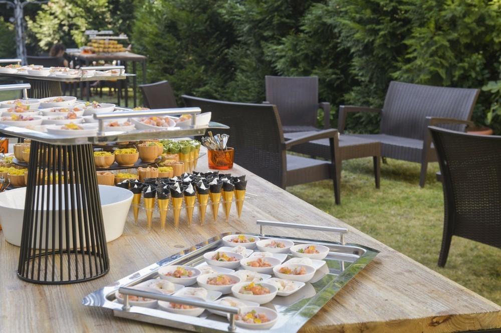 Mercure Bordeaux Chateau Chartrons - Buffet