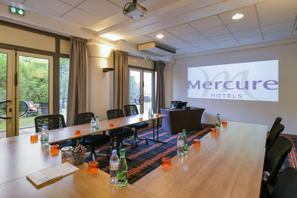 Mercure Bordeaux Chateau Chartrons - Sala de reuniones