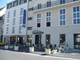 Hôtel de France Montargis - Hotel exterior