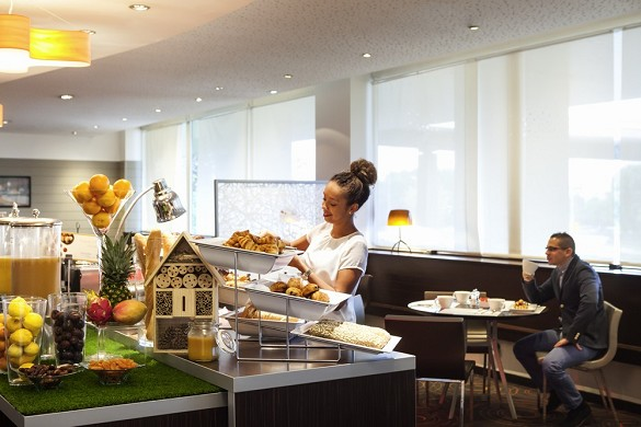 Novotel paris la defense - catering