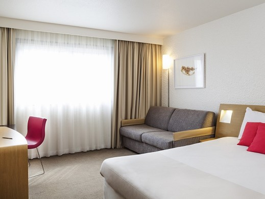 Novotel paris la defense - accommodation