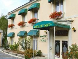 Hotel Du Tigre - Fachada del establecimiento