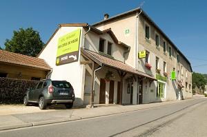 Hotel Restaurant des Côtes de Meuse - Front