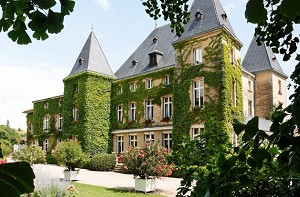 Seminario Château d'Adomenil - Lunéville