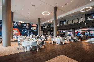 Estadio de Groupama - Restaurante