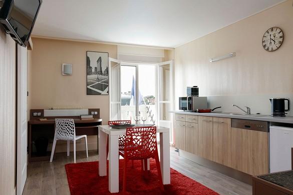 Le grand hôtel de valenciennes - apartamento