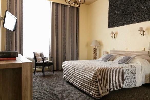 Le grand hôtel de valenciennes - dormitorio