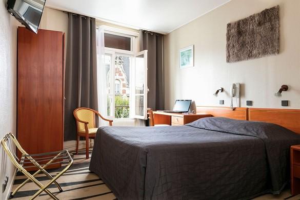 Le grand hôtel de valenciennes - alojamiento