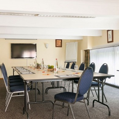 Le grand hôtel de valenciennes - sala de reuniones