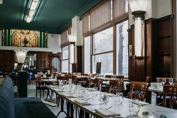 The grand hotel de valenciennes - restaurante