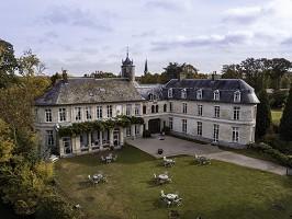 Castello di Aubry du Hainaut - Esterno