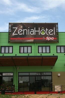 Zenia Hotel & Spa - Front