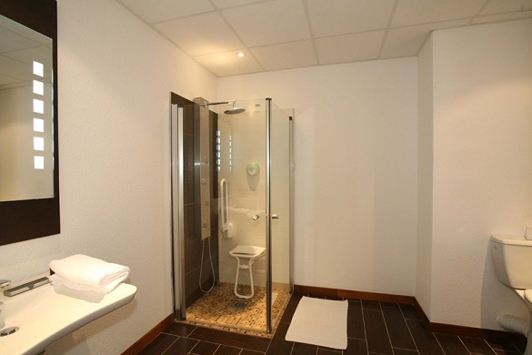 Zenia Hotel & Spa - Badezimmer