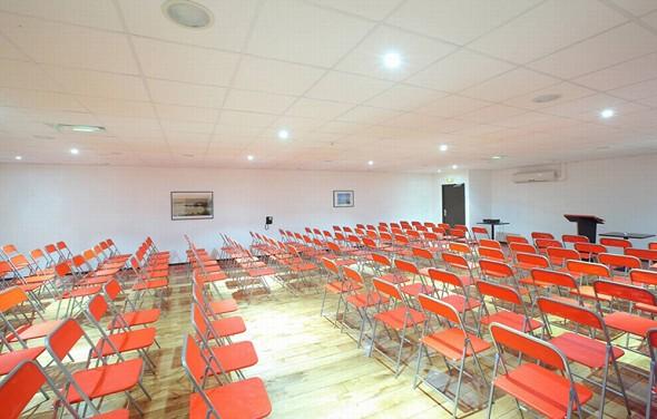 Zenia Hotel & Spa - seminar room