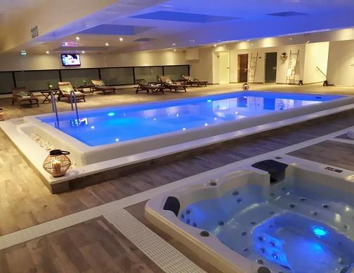 Zenia Hotel & Spa - Schwimmbad