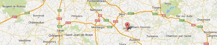 carte-de-Joigny-Yonne