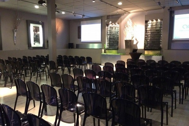 Rental of rooms for the organization of a conference or seminar in Nanterre - 112 Carats (92)