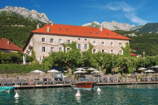 Rental of rooms for the organization of a congress or a seminar in Annecy - Talloires Abbey (74)