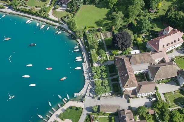 Congress hall rental or seminar Abbey - Abbaye de Talloires (74)