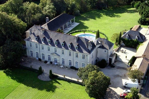 Congress hall rental or seminar Abbey - Abbaye de Villeneuve (44)