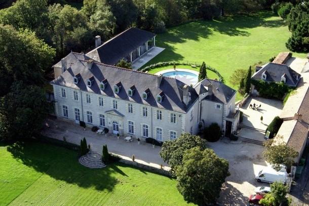 Kongresshalle Vermietung oder Seminar Abbey - Abbaye de Villeneuve (44)