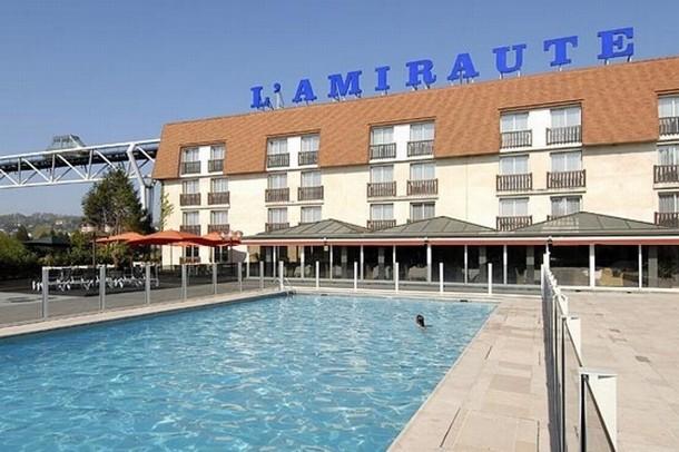 sale per l'organizzazione di una conferenza o seminario a Saint-Amand-Montrond Affittare - Amiraute Hotel (14)