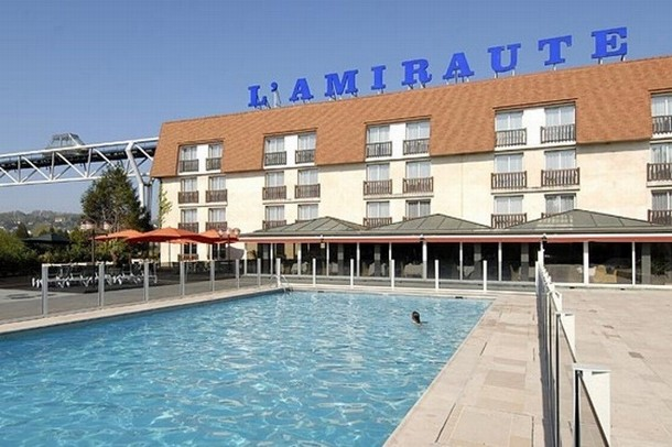 Rent a room to organize a seminar in Chartres - Hotel Amiraute (14)