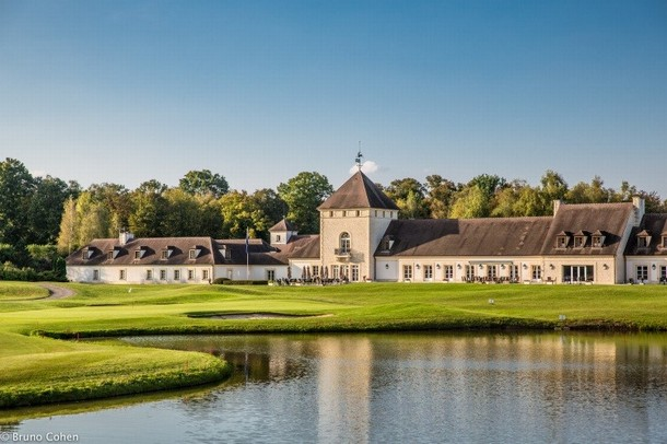 Renting rooms for organizing a conference or seminar in Laon - Exclusiv Golf Estate Apremont (60)