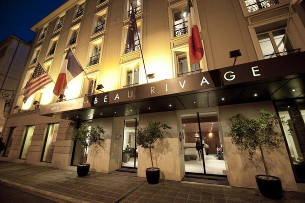 Rental of rooms for the organization of a conference or seminar in Nice - Hôtel Beau Rivage (06)