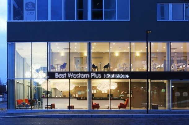 Renting rooms for organizing a conference or seminar in Lorient - Best Western Plus Isidore (35)
