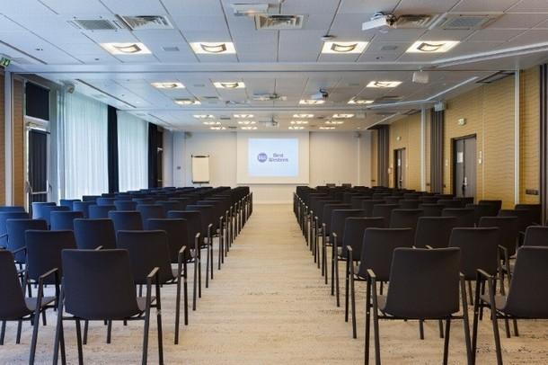 Rental of rooms for the organization of a congress or a seminar in Roissy-Charles-de-Gaulle (Roissy CDG) - Best Western Roissy CDG (95)