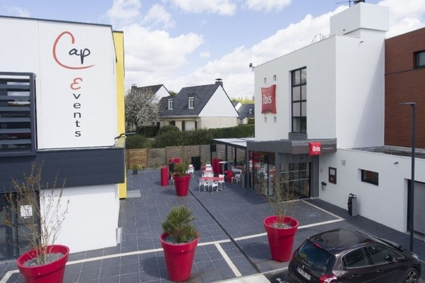 Organizing a conference or seminar in Brest - Cap Events - Ibis Rennes Beaulieu (35)