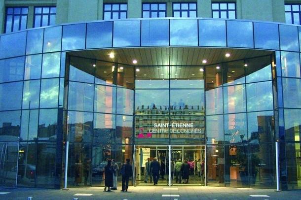 Vermietung von Seminar- und Tagungsräumen in Saint-Etienne - Kongresszentrum Saint-Etienne (42)