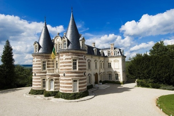 The congress halls and seminar in Epernay - Château Comtesse Lafond (51)