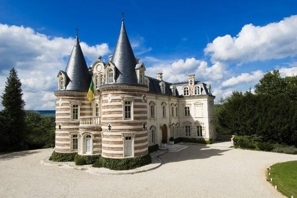Die Kongresssäle und Seminar in Epernay - Château Comtesse Lafond (51)