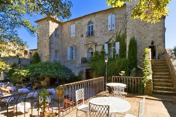 Rent a room for a seminar in La Grande Motte - Chateau d'Arpaillargues (30)
