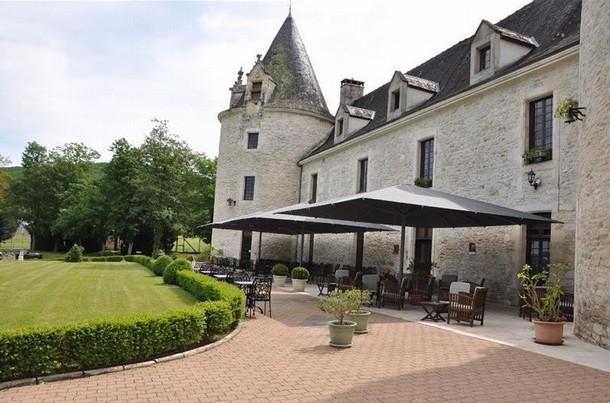 salas para la organización de una conferencia o seminario en Brive-la-Gaillarde alquilar - Castillo de la Fleunie (24)