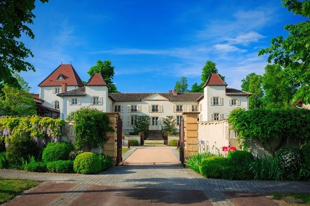 Renting rooms for organizing a conference or seminar in Belfort - Castle Broyers (71)