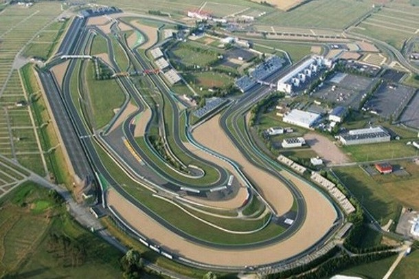 Team-Building Organización - Circuito de Nevers Magny Cours (58)
