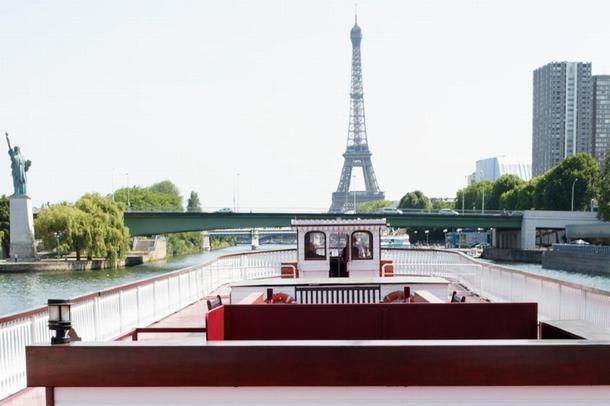 Organizar un seminario en un barco - Compagnie des Bateaux à Roue (75)