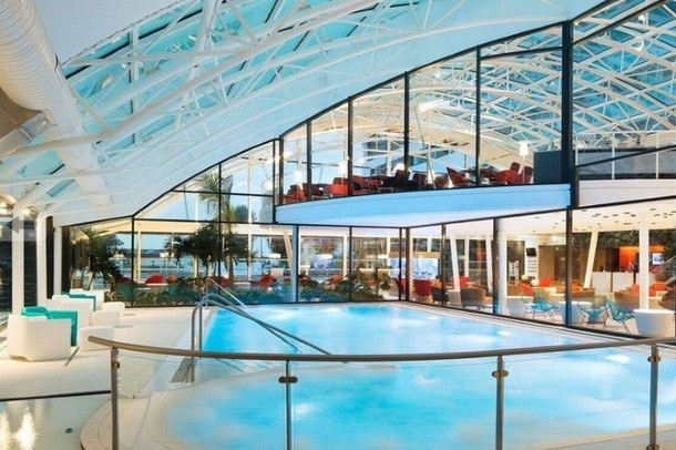 Rental of rooms for the organization of a congress or a seminar in Roissy-Charles-de-Gaulle (Roissy CDG) - Complexe Oceania Paris Roissy CDG (77)