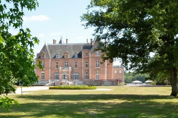 Rental of rooms for the organization of a congress or seminar in Blois - Domaine de Chalès (41)