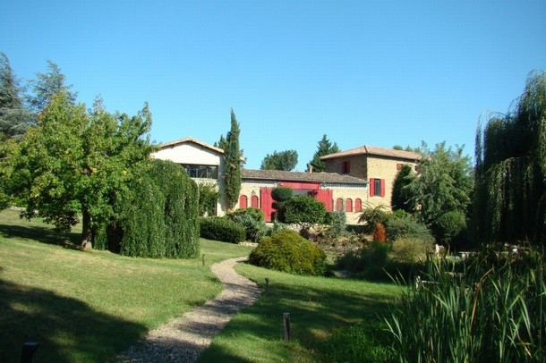 Rental of rooms for the organization of a congress or seminar in Privas - Domaine de Gorneton (69)